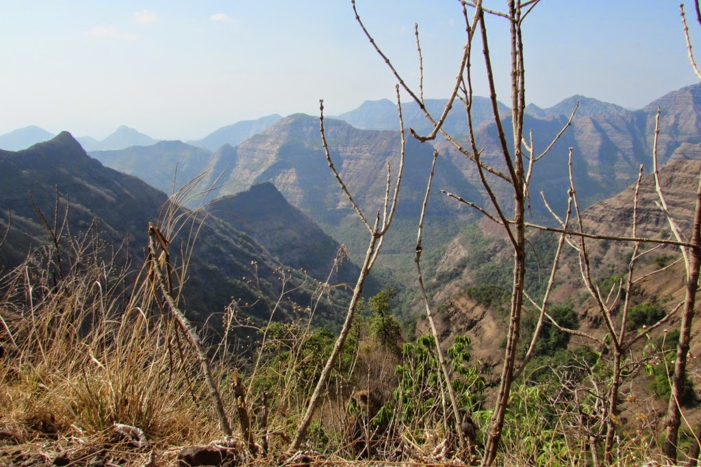 Chandragad to Arthur seat and Madhu Makrandgad trek